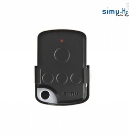 Simu Mini handzender TSA+ 4-kanaals met houder