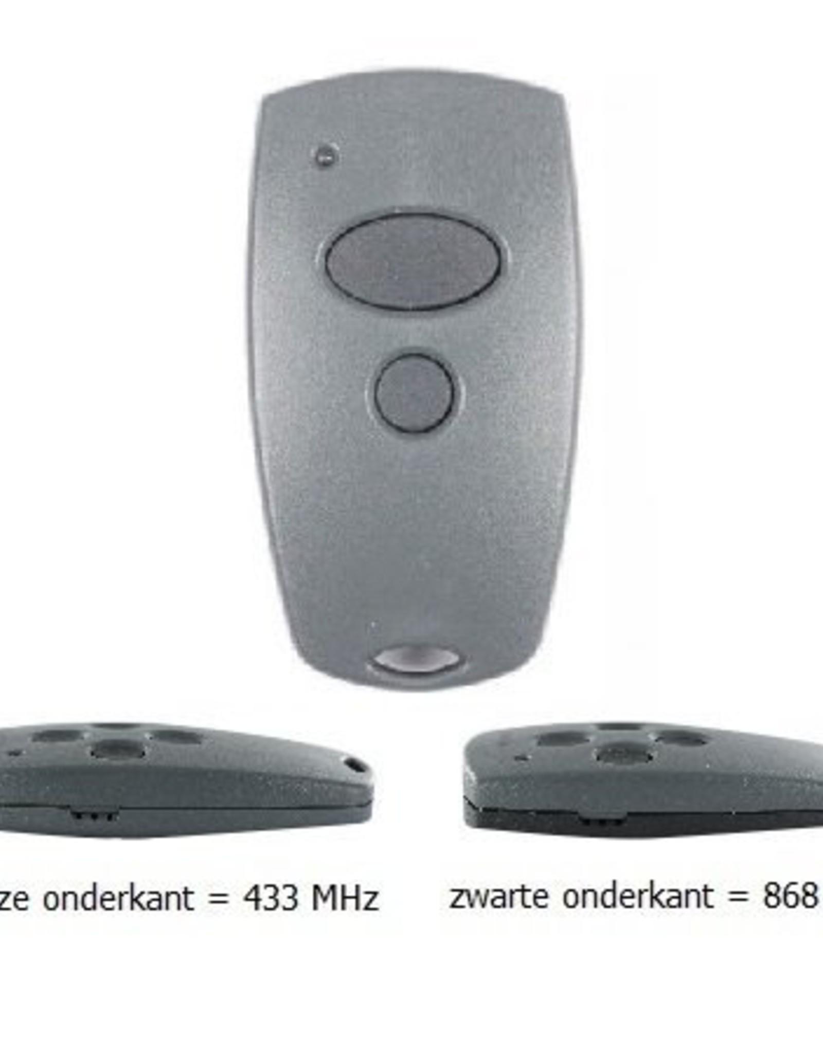Marantec Marantec Digital 302 Multi-bit 2 kanaals handzender - 868 MHz