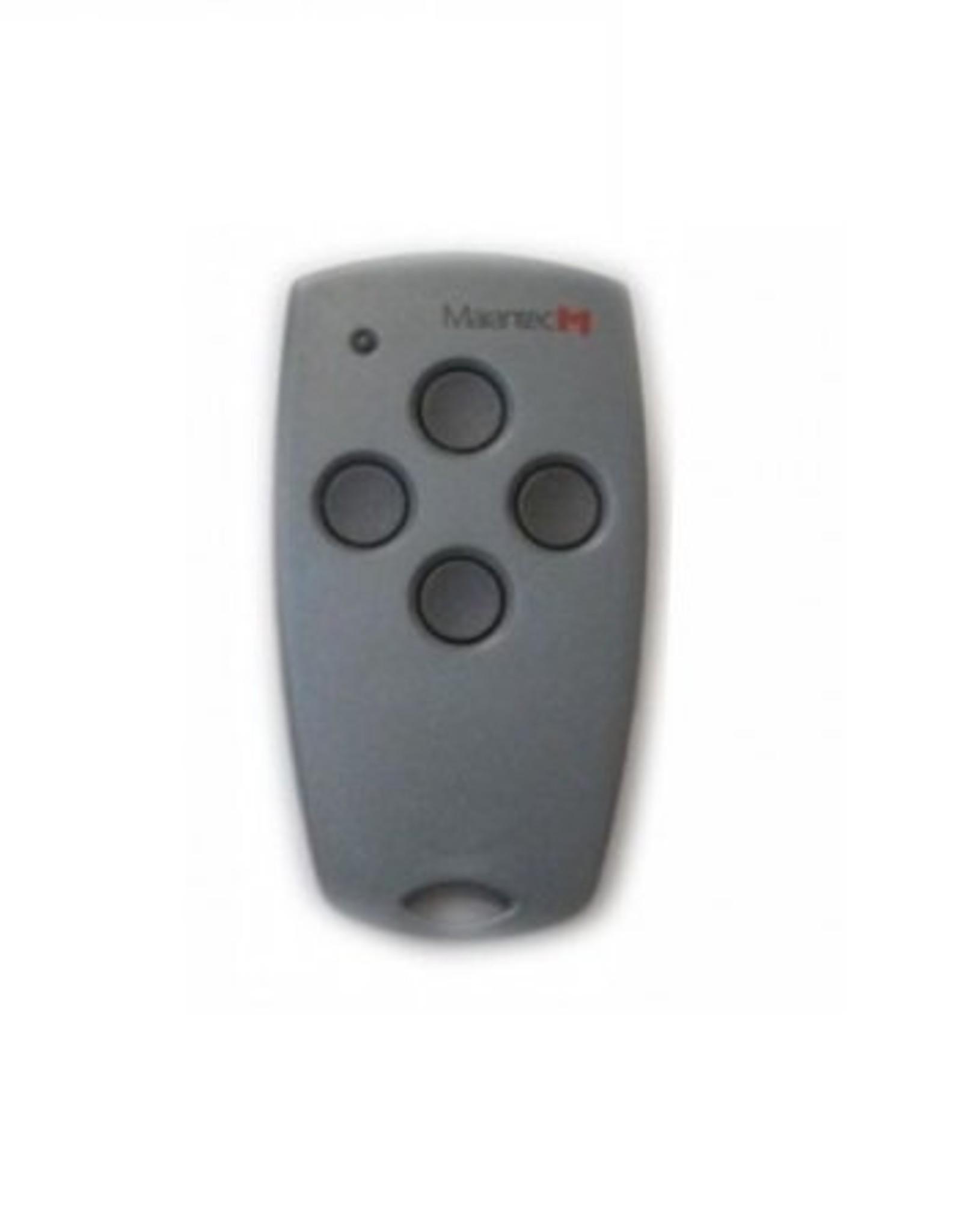 Marantec Marantec Digital 304 - 4 kanaals handzender - 433 MHz met Multi-bit codering