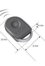 Somfy KeyGo RTS 4-kanaals afstandsbediening - handzender
