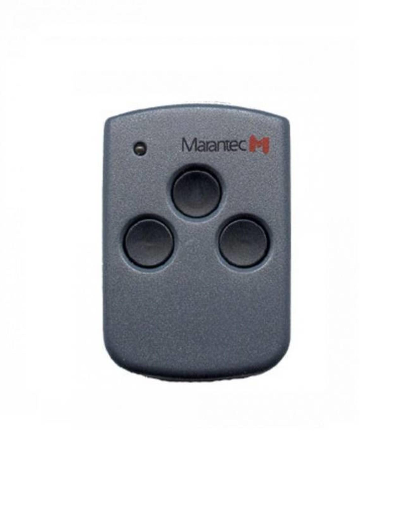 Marantec Marantec Digital 313 Multi-bit 868 MHz - 3 kanaals micro handzender