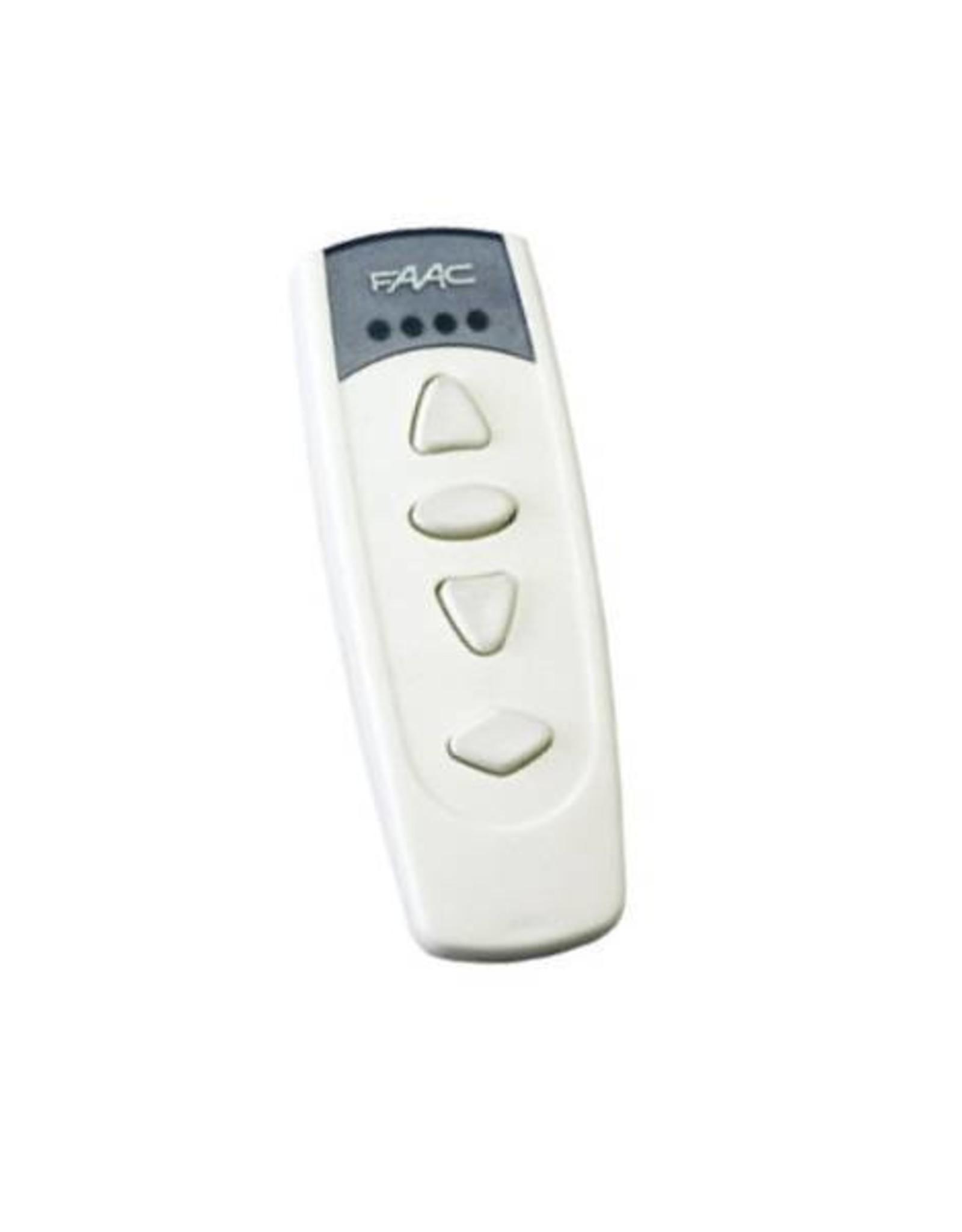 Faac Faac TM XT4 868 handzender 4-kanaals