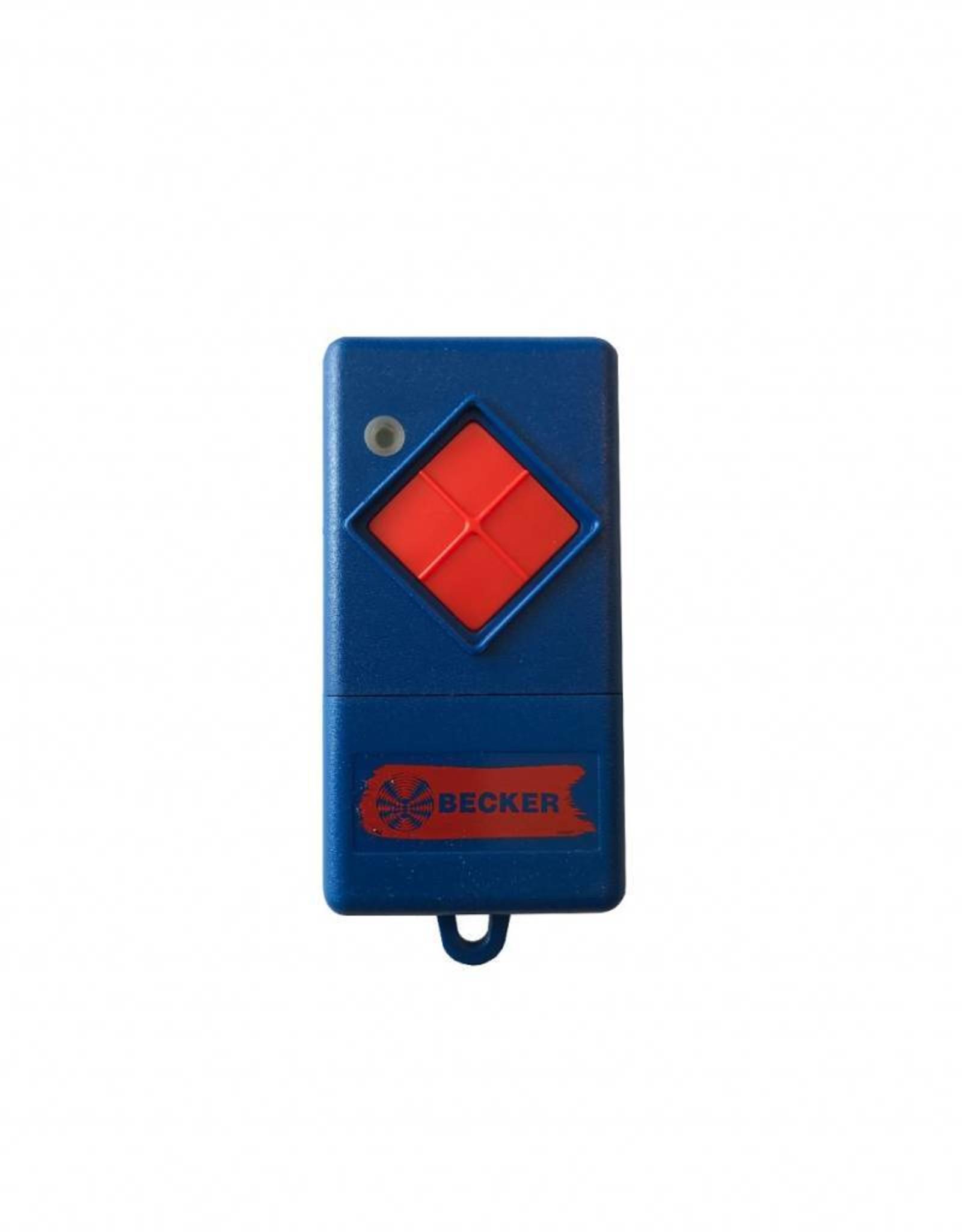 Becker Becker FHS10-01 mini handzender 40 MHz 1-kanaals