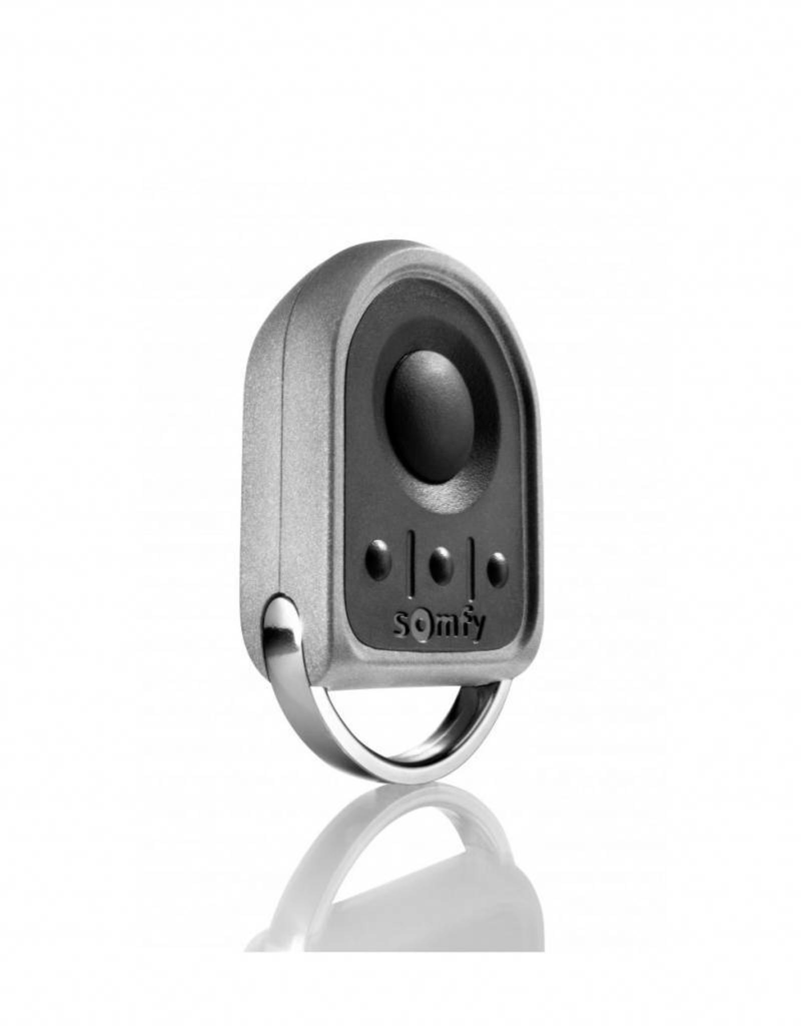 Somfy KeyGo IO 4-kanaals afstandsbediening - handzender
