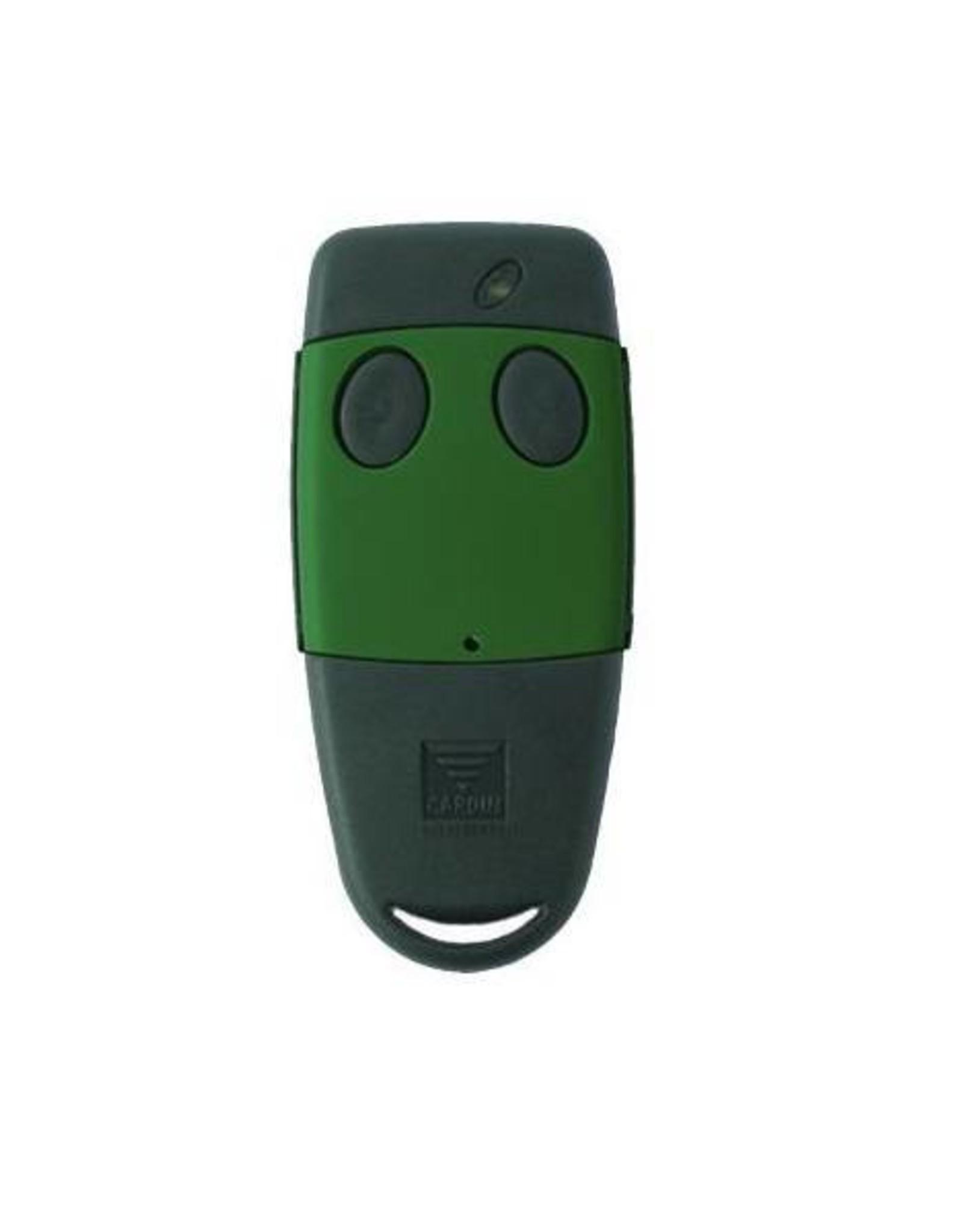 Cardin Cardin S449-QZ2 handzender groen 2-kanaals
