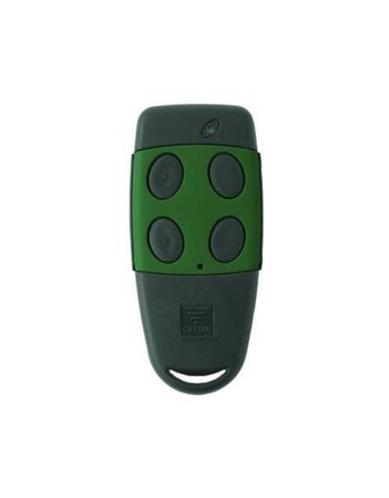 Cardin Cardin S449-QZ4 handzender groen 4-kanaals