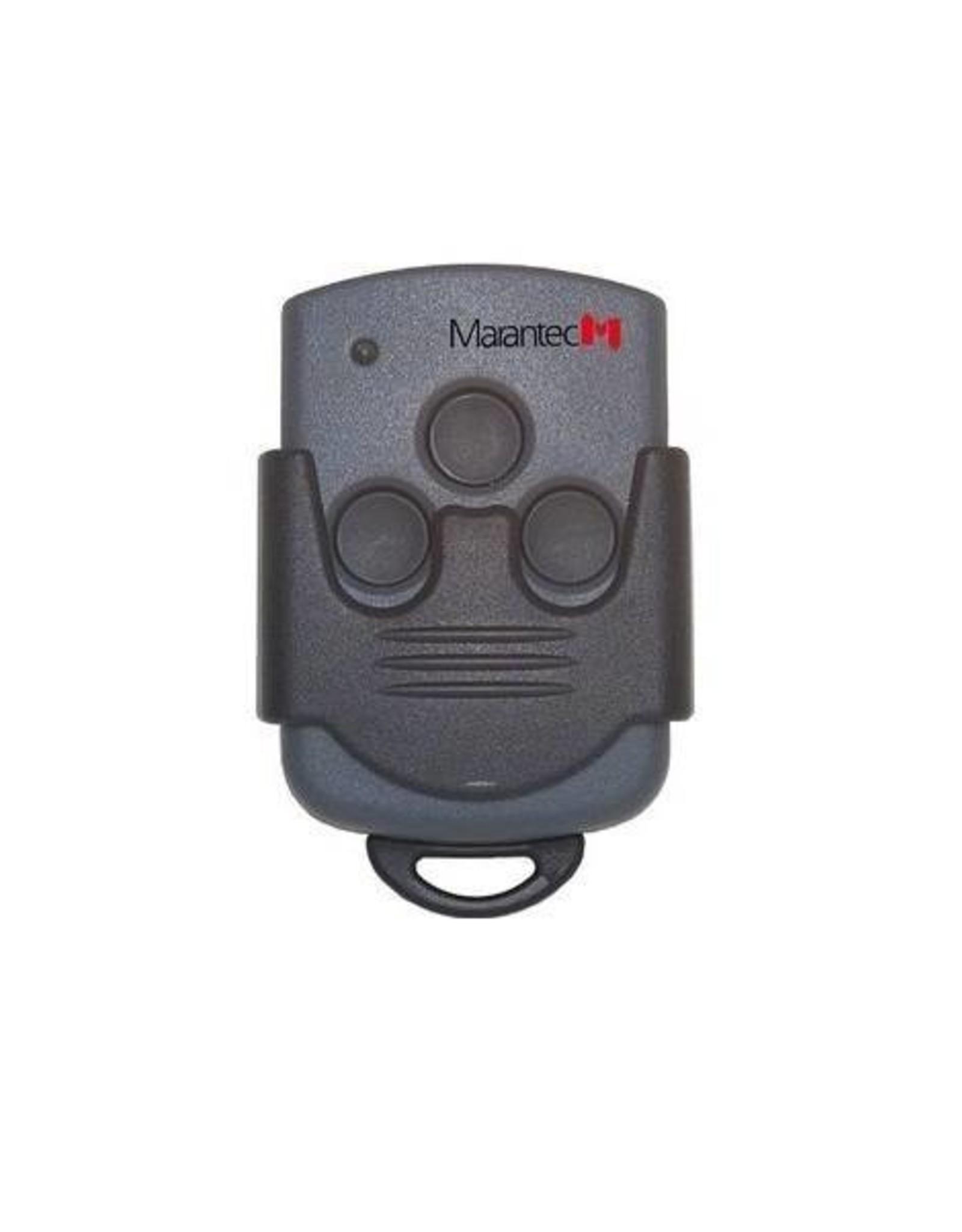Marantec Marantec Digital 313 Multi-bit 433 MHz - 3 kanaals micro handzender