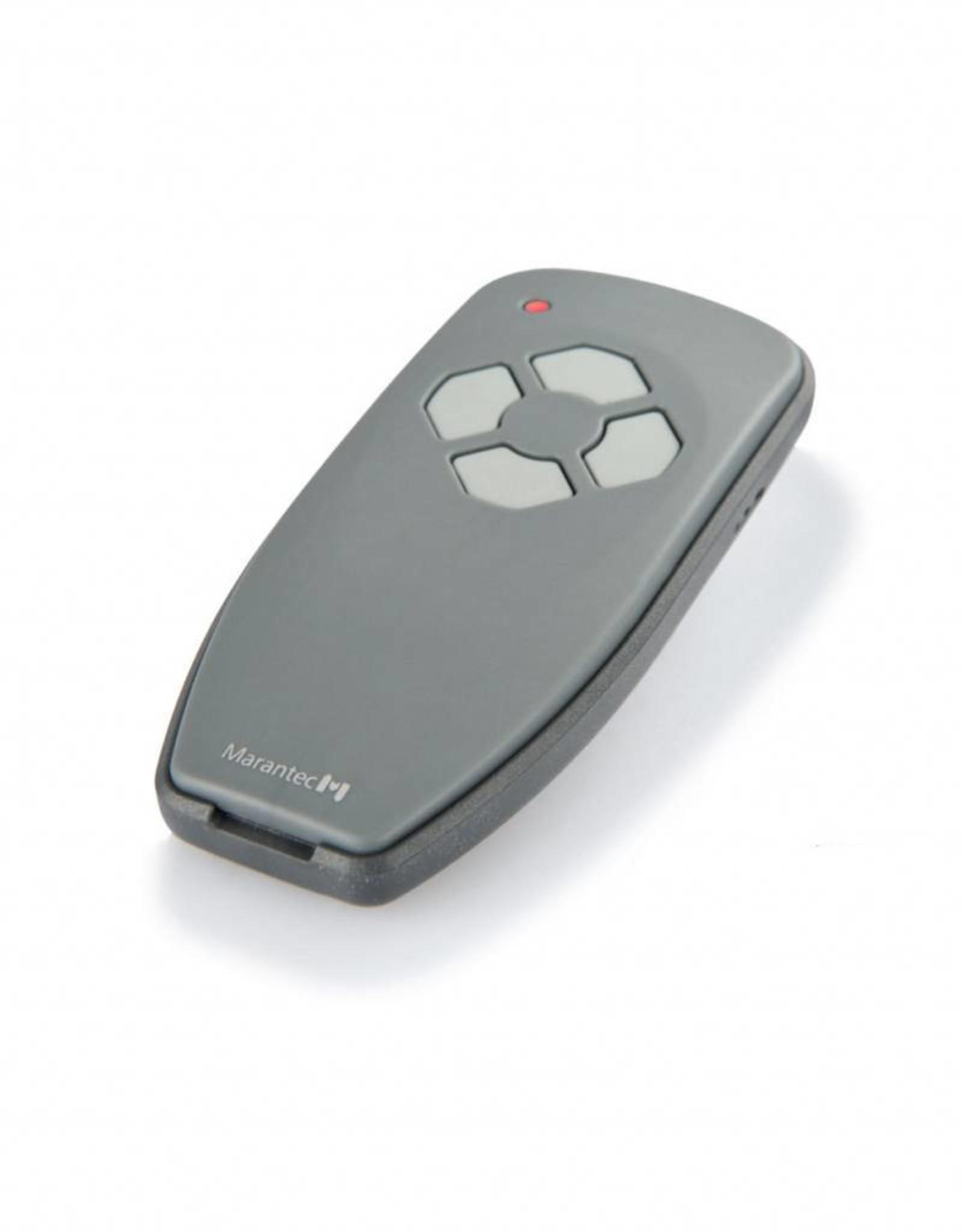 Marantec Marantec Digital 384 Multi-bit 4 kanaals handzender - 433 MHz