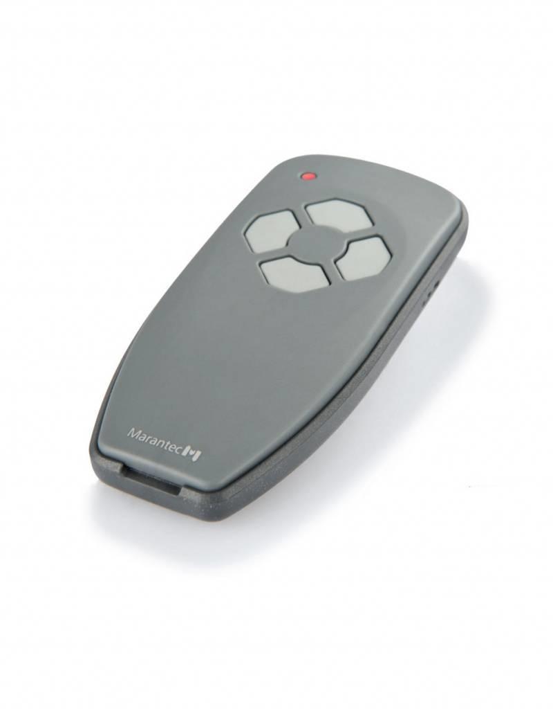 Marantec Marantec Digital 384 Multi-bit 4 kanaals handzender - 868 MHz