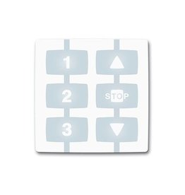 Nice Handzender Niceway WM003C1G 3-kanaals