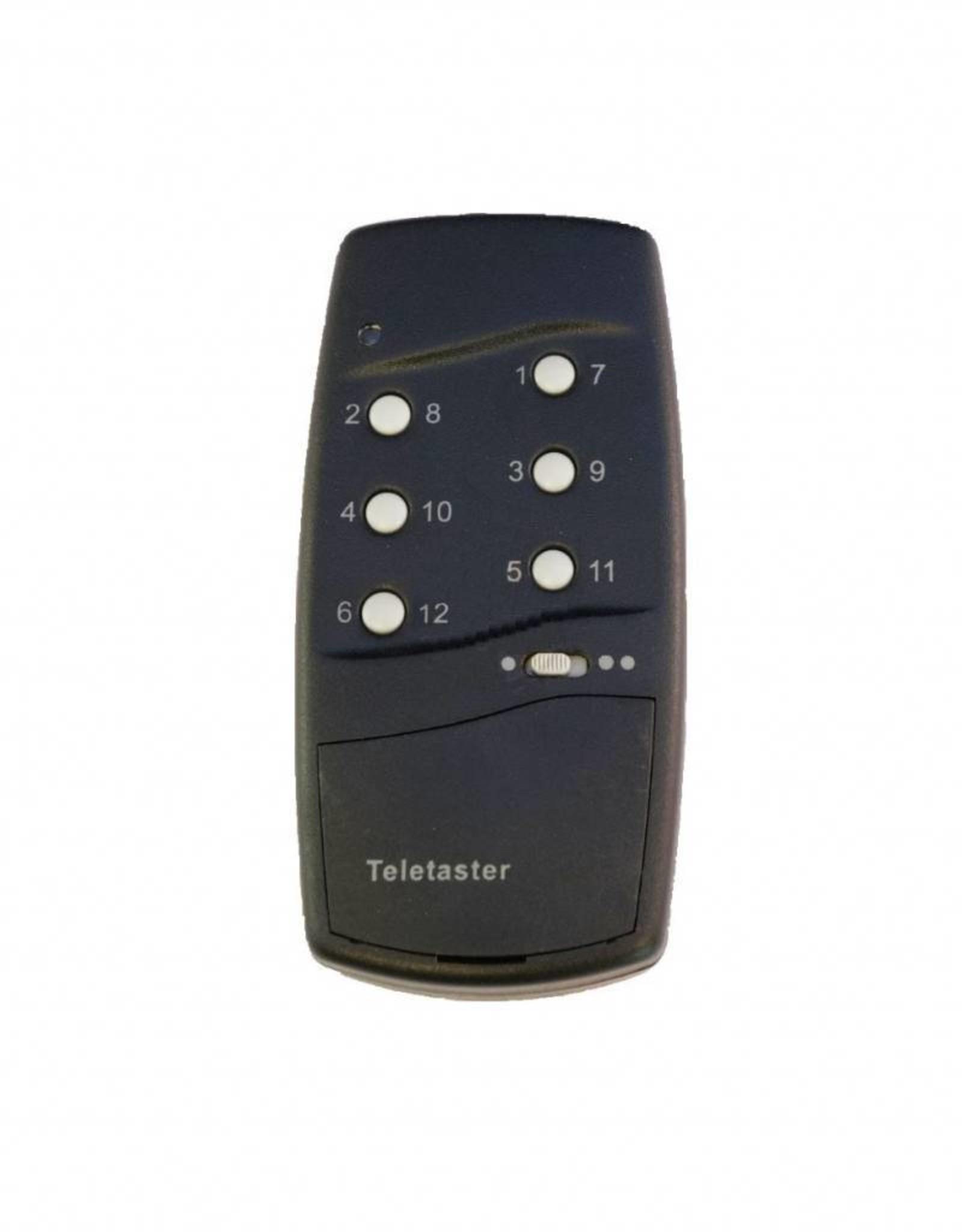 Tedsen Handzender Tedsen SKX12-HD