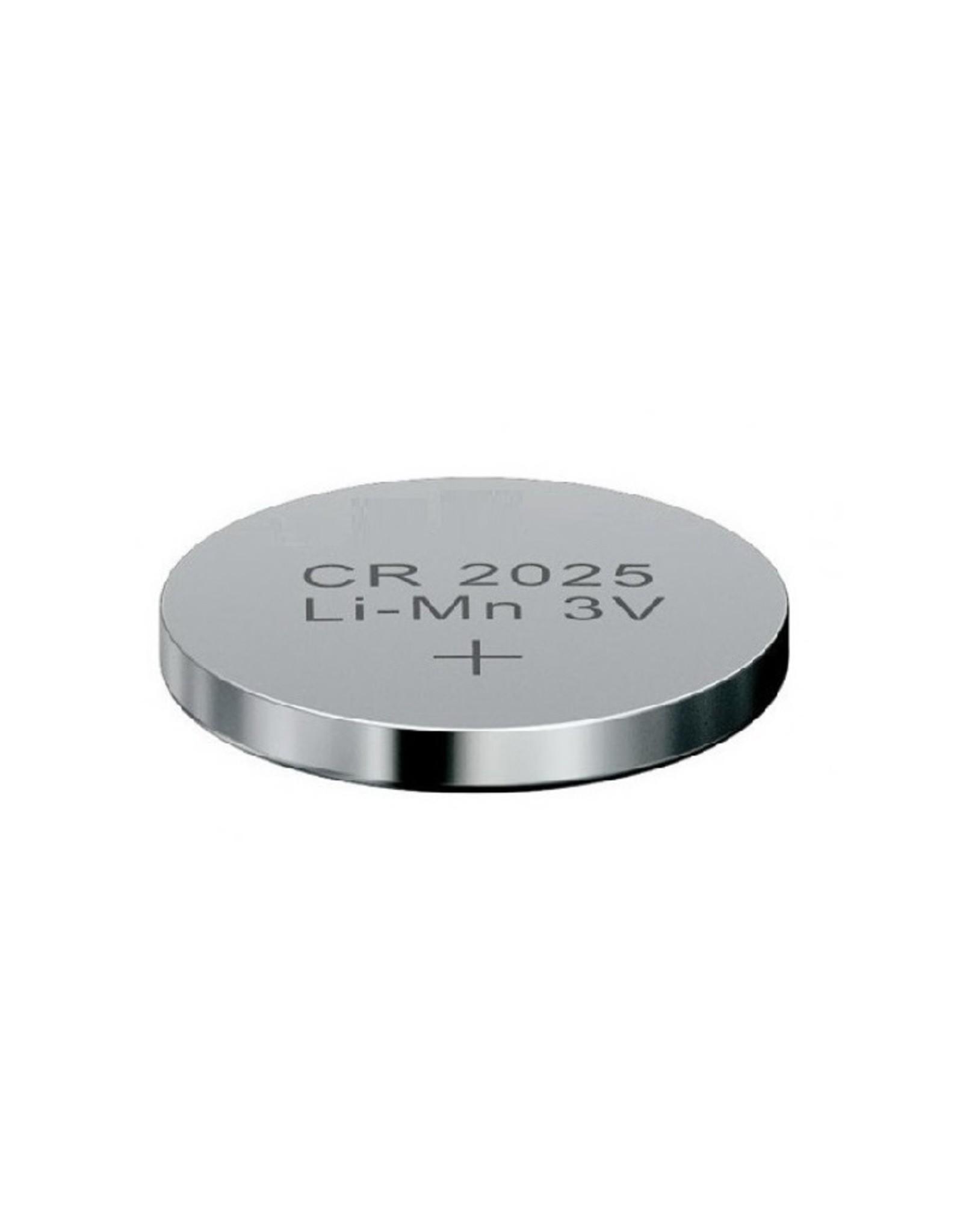 Duracell 3 Volt DR2025 knoopcel reserve batterij