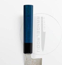 Santoku 175 mm FK-112 Blue