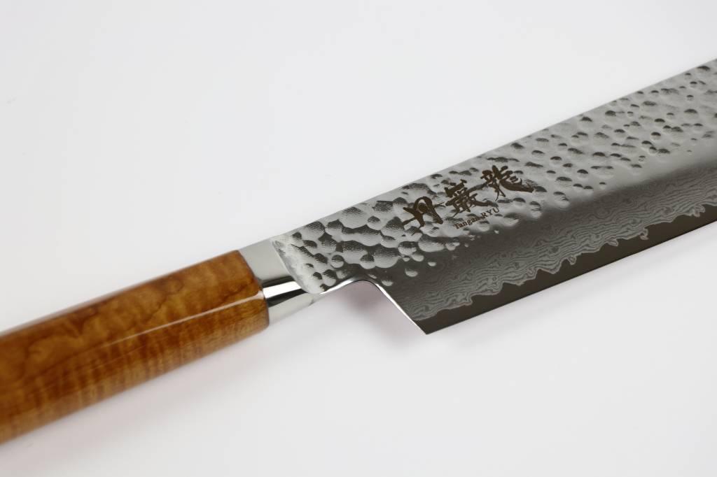 RYUSEN TANGANRYU Maple Nakiri 165 mm TG-605