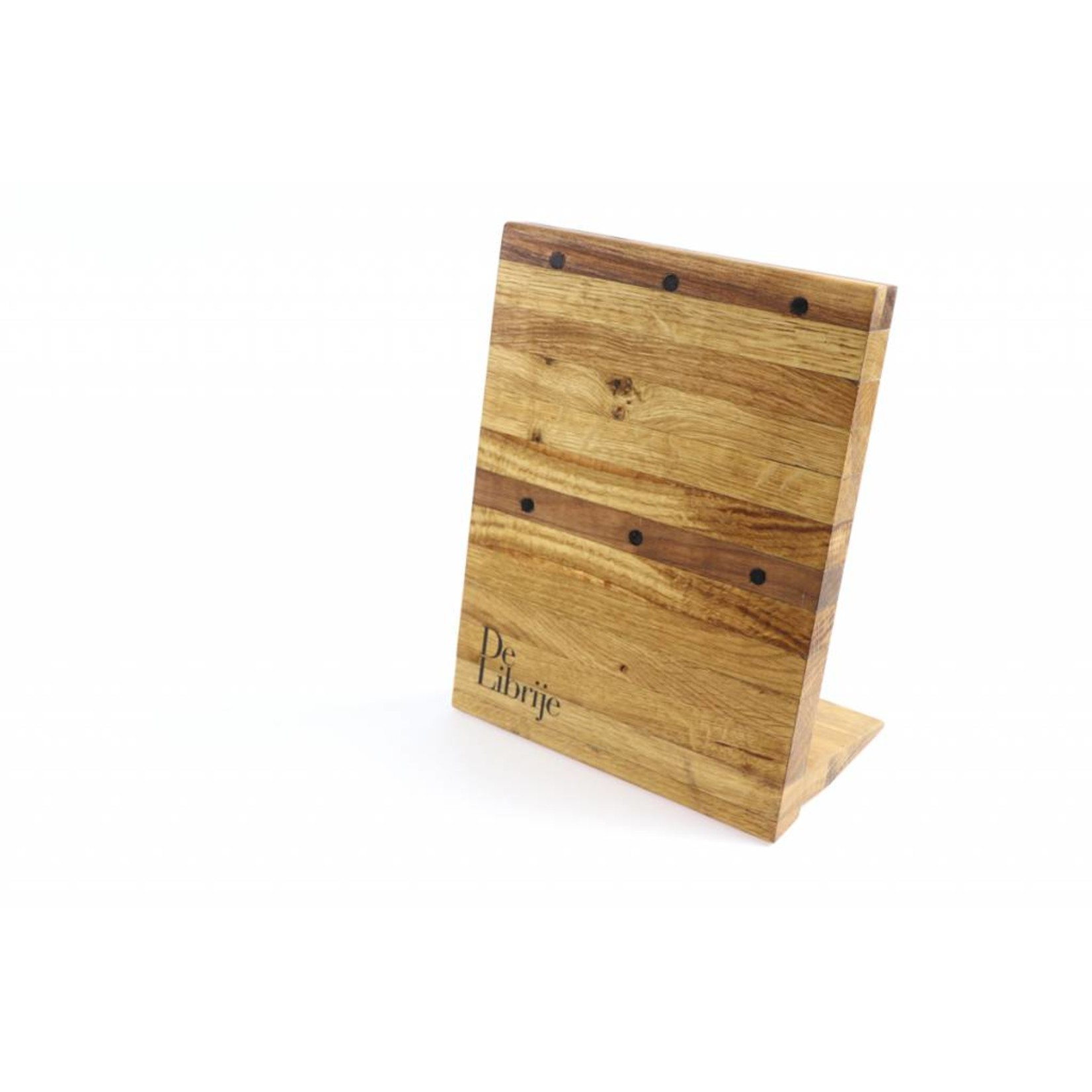 RYUSEN De Librije magnet knife holder in oak for 3 items  ( no knives )