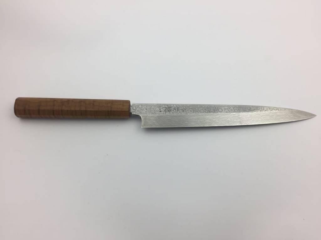 Ryusen Ryusen Hoenryu Yanagiba coreless 300 mm esdoorn