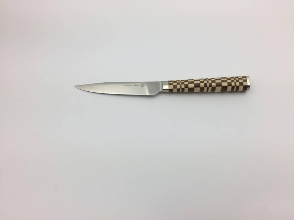 RYUSEN Steak Knife Yosegi