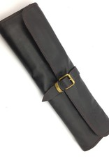 Leather One Buckle 8 Black LB 123