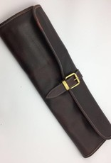 Leather One Buckle 8 Brown LB 122