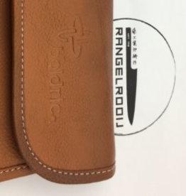 Boldric Leather One Buckle 8 Tan LB 121