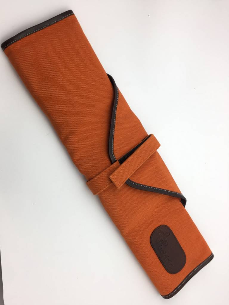 Canvas Tie 6 Orange CW 133