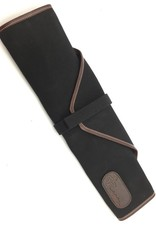 Boldric Canvas Tie 6 Black CW 134
