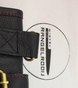 Leather 17 Black LK 124