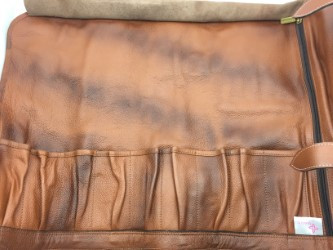 Leather 9 Roll Tan LKR 101
