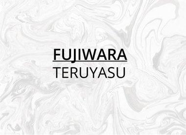 FUJIWARA TERUYASU