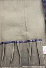 Canvas Tie 7 Khaki CT 105