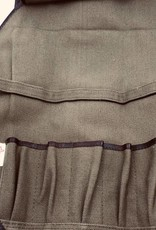 Canvas Tie 6 Khaki CW 135