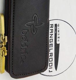 Leather knife case sujihiki