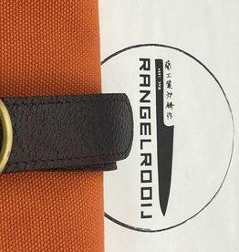 Canvas Tie 7 Orange CT 108
