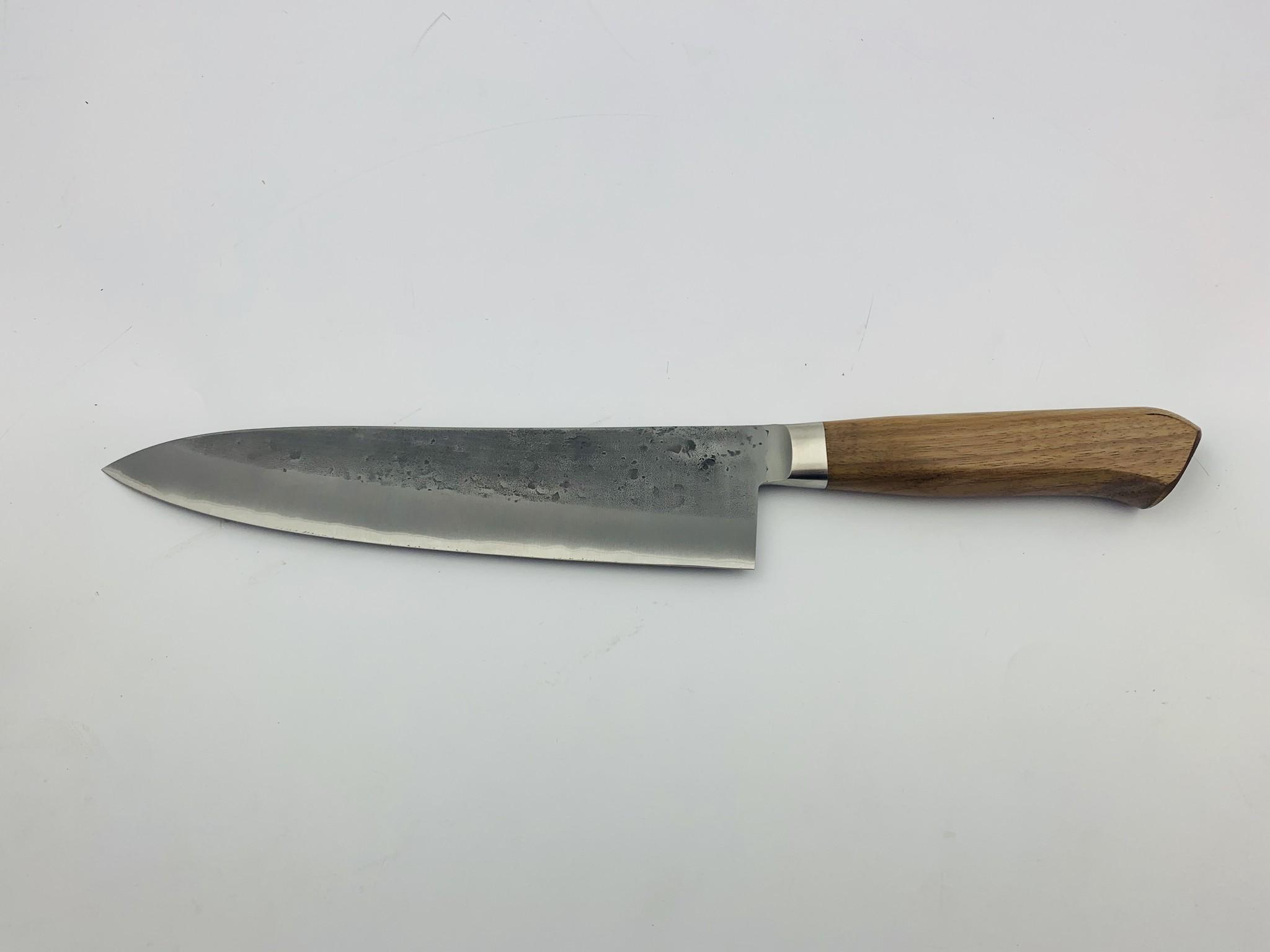 Tadafusa Aogami #2 Walnut handle Gyuto 180 mm TFGY180NW