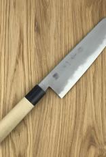 Kikuichi Kokaji Gyuto White Carbon 210mm Mag/Ovaal Handle With Saya