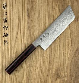 Urushi Nakiri 165 mm FK-203