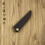 Leather 135 mm petty bruin LS-207