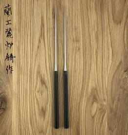 Chopsticks 180 mm Ebony Moribashi 09016