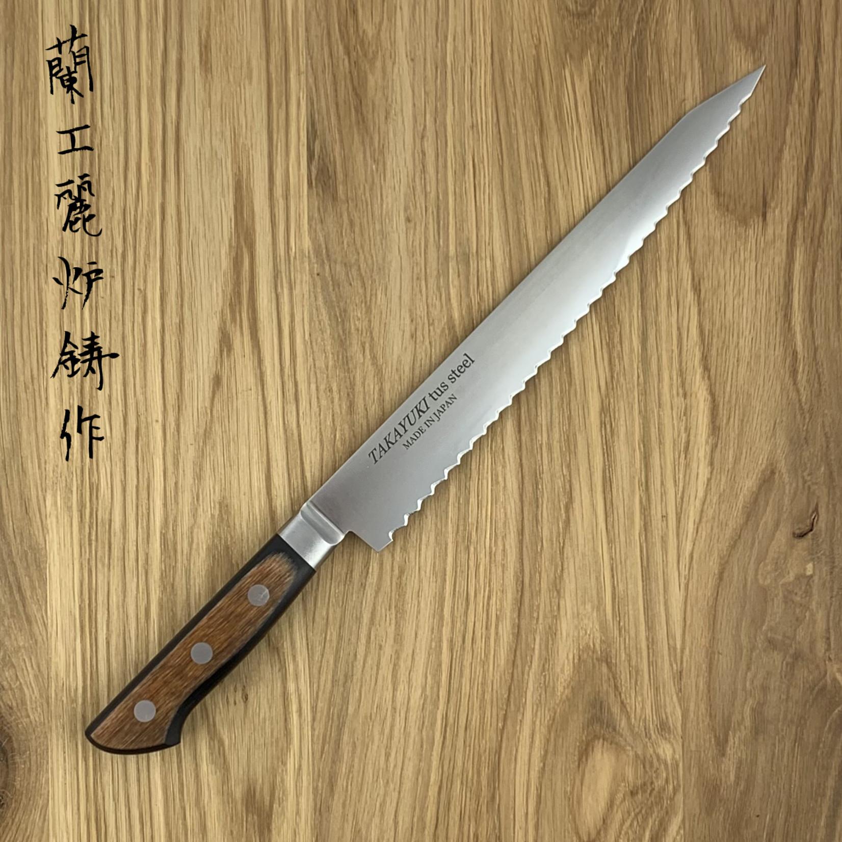 SAKAI TAKAYUKI TUS Slicer bread 270 mm