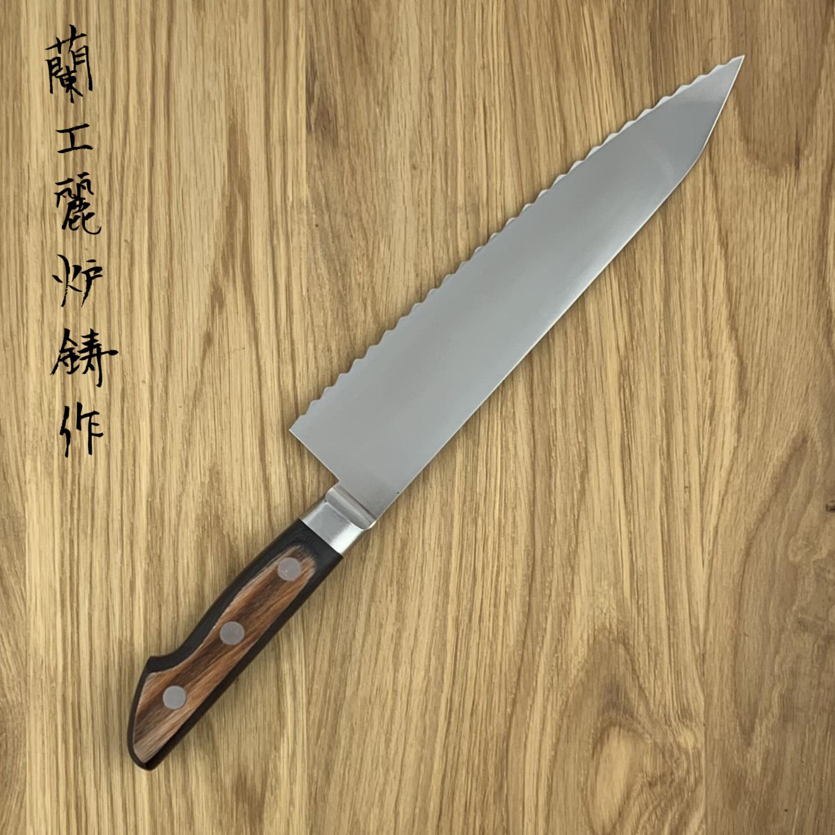 SAKAI TAKAYUKI TUS Gyuto Bread 210 mm