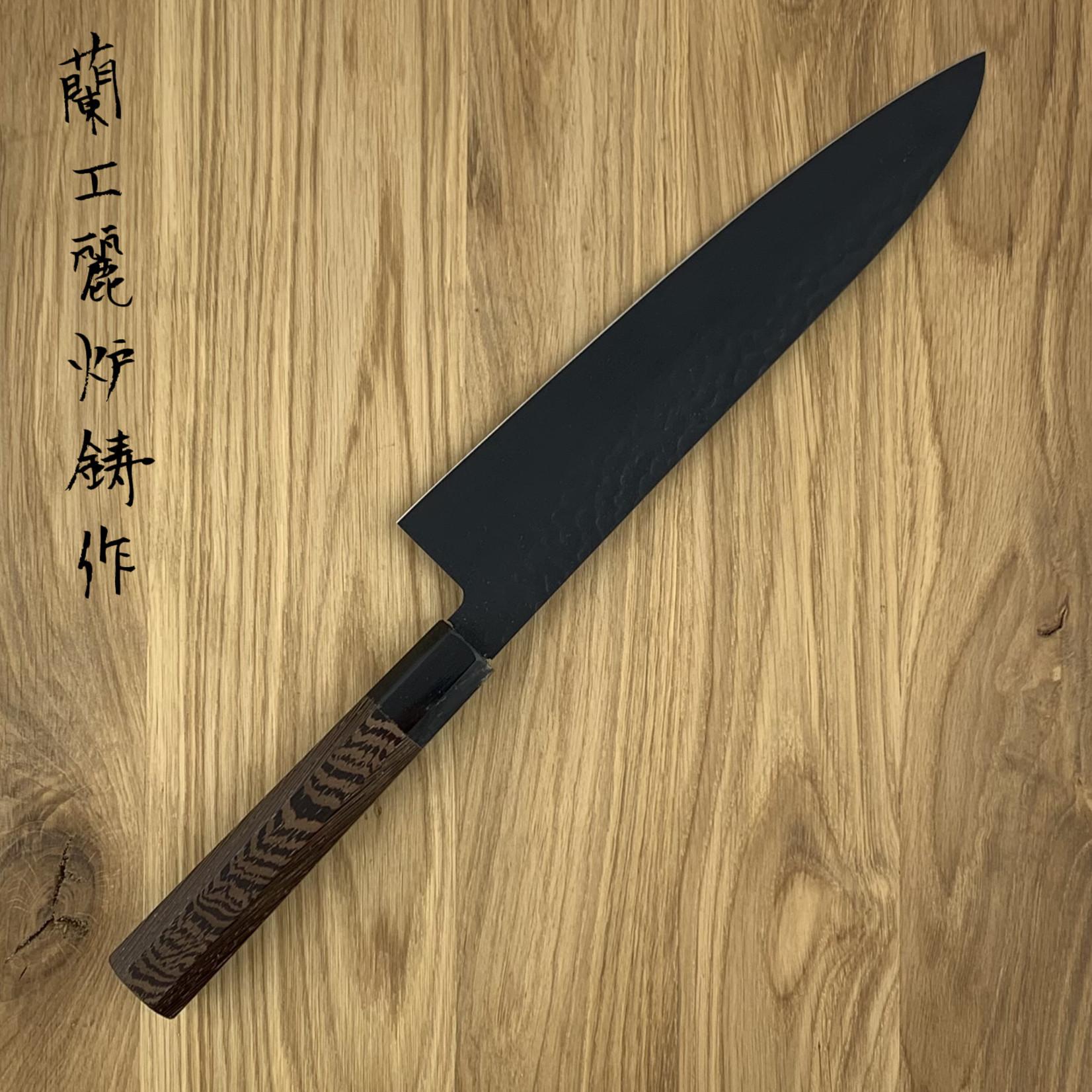SAKAI TAKAYUKI Kurokage Gyuto 210 mm 07493