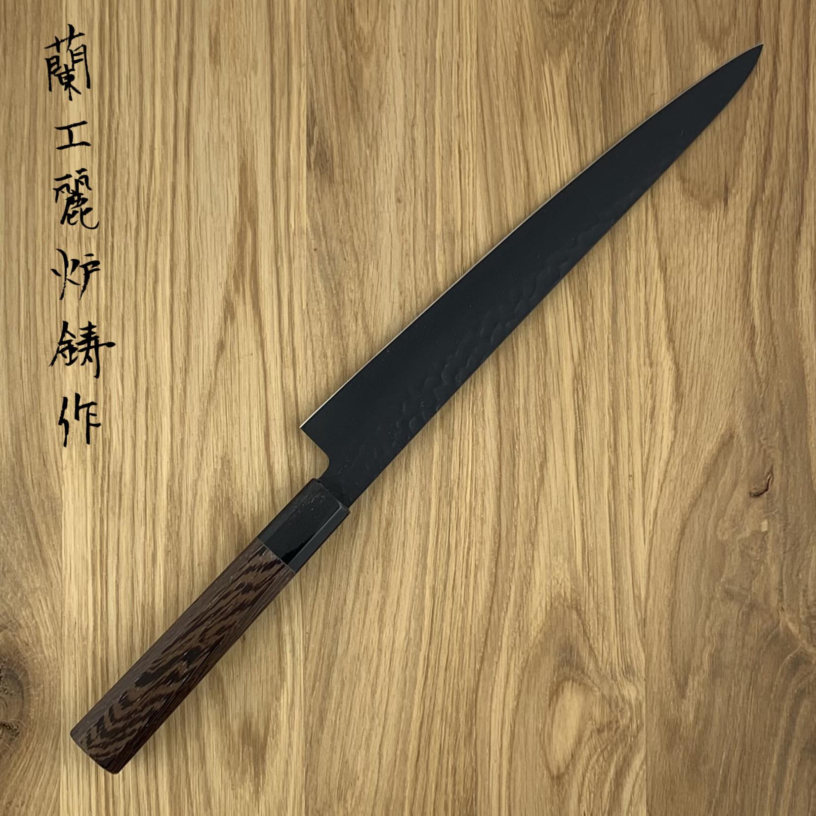 SAKAI TAKAYUKI  Kurokage Sujihiki  240 mm 07497