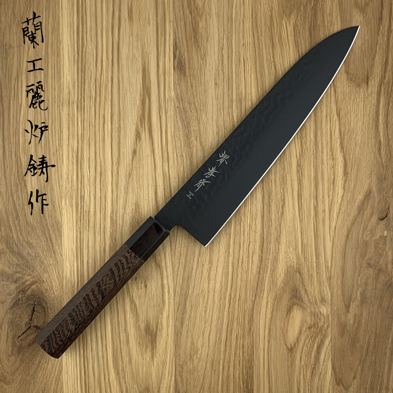SAKAI TAKAYUKI Kurokage Gyuto 240 mm 07496