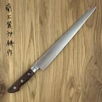 Sujihiki 270 mm Honyaki Blue #2 13024