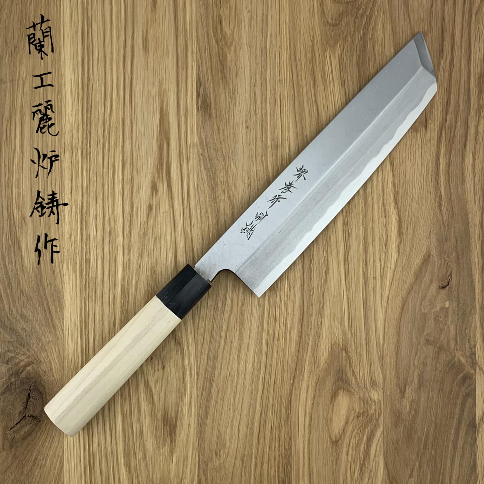 SAKAI TAKAYUKI Tokujou White #2 Magnolia Honekiri 240 mm 03073