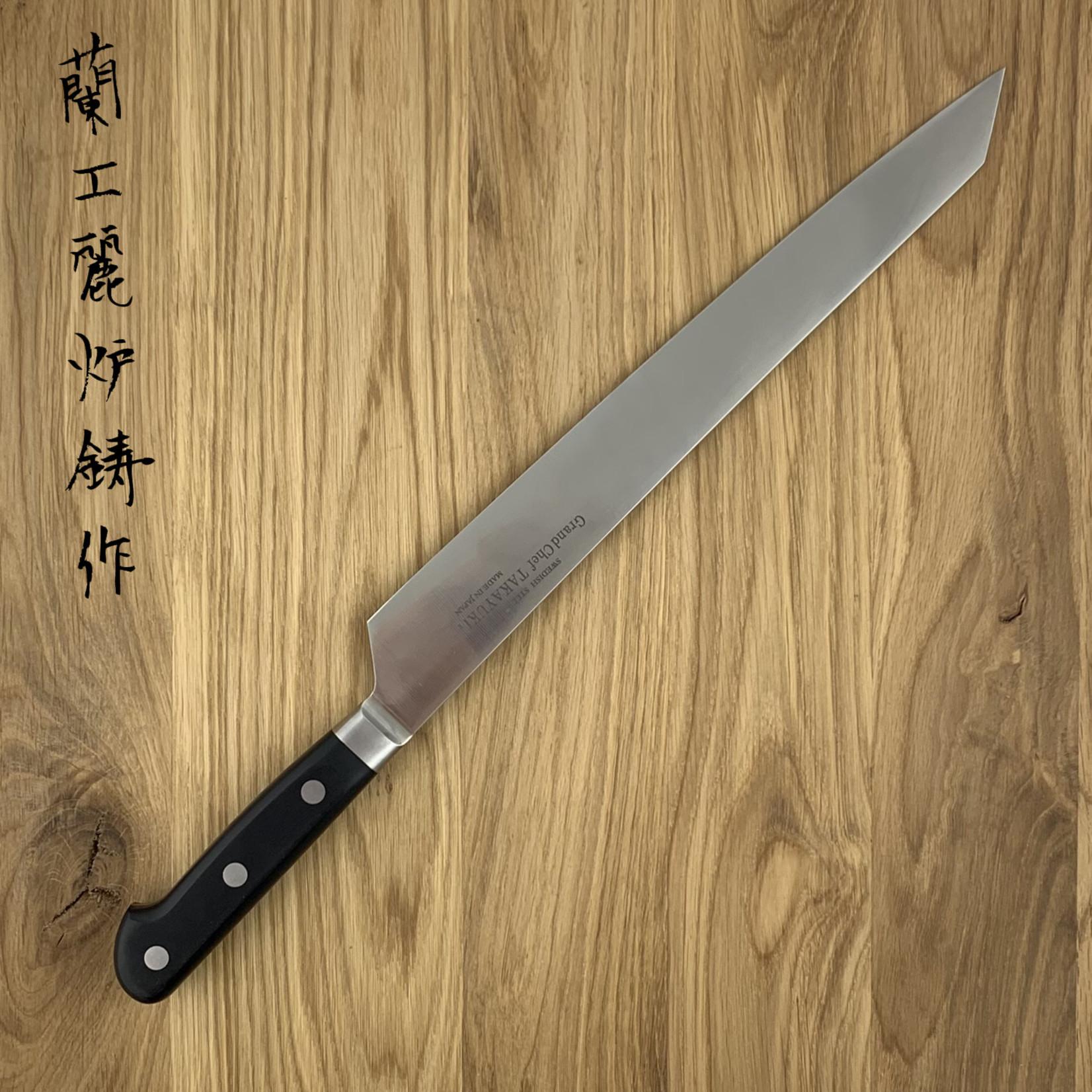 SAKAI TAKAYUKI Grand Chef Yanagiba Kiritsuke 300 mm 10047