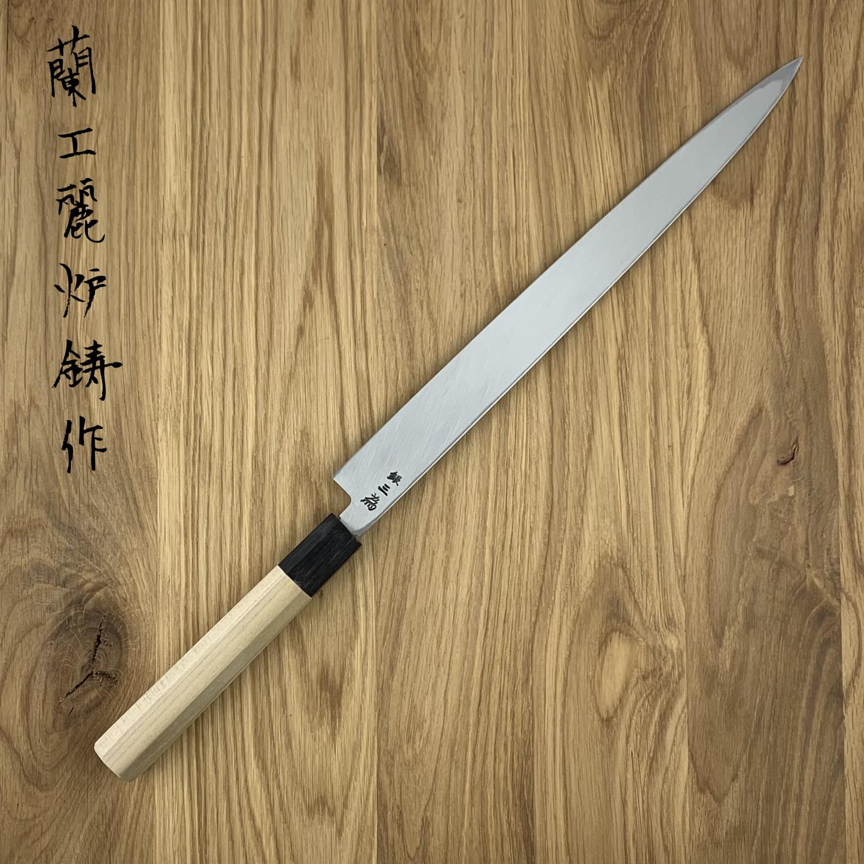 SAKAI TAKAYUKI Ginsan #3  Fuguhiki 300 mm 04015