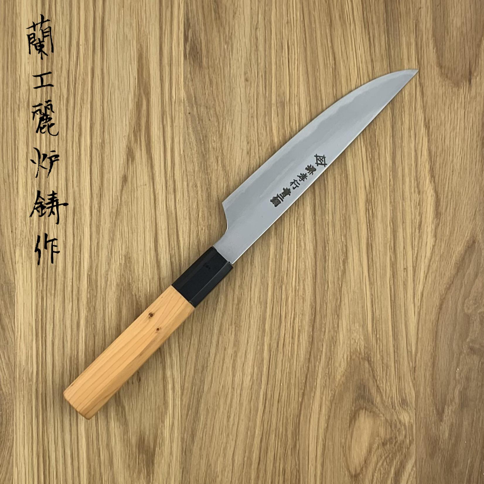 SAKAI TAKAYUKI Homura Blue #2 Petty 150 mm 02258