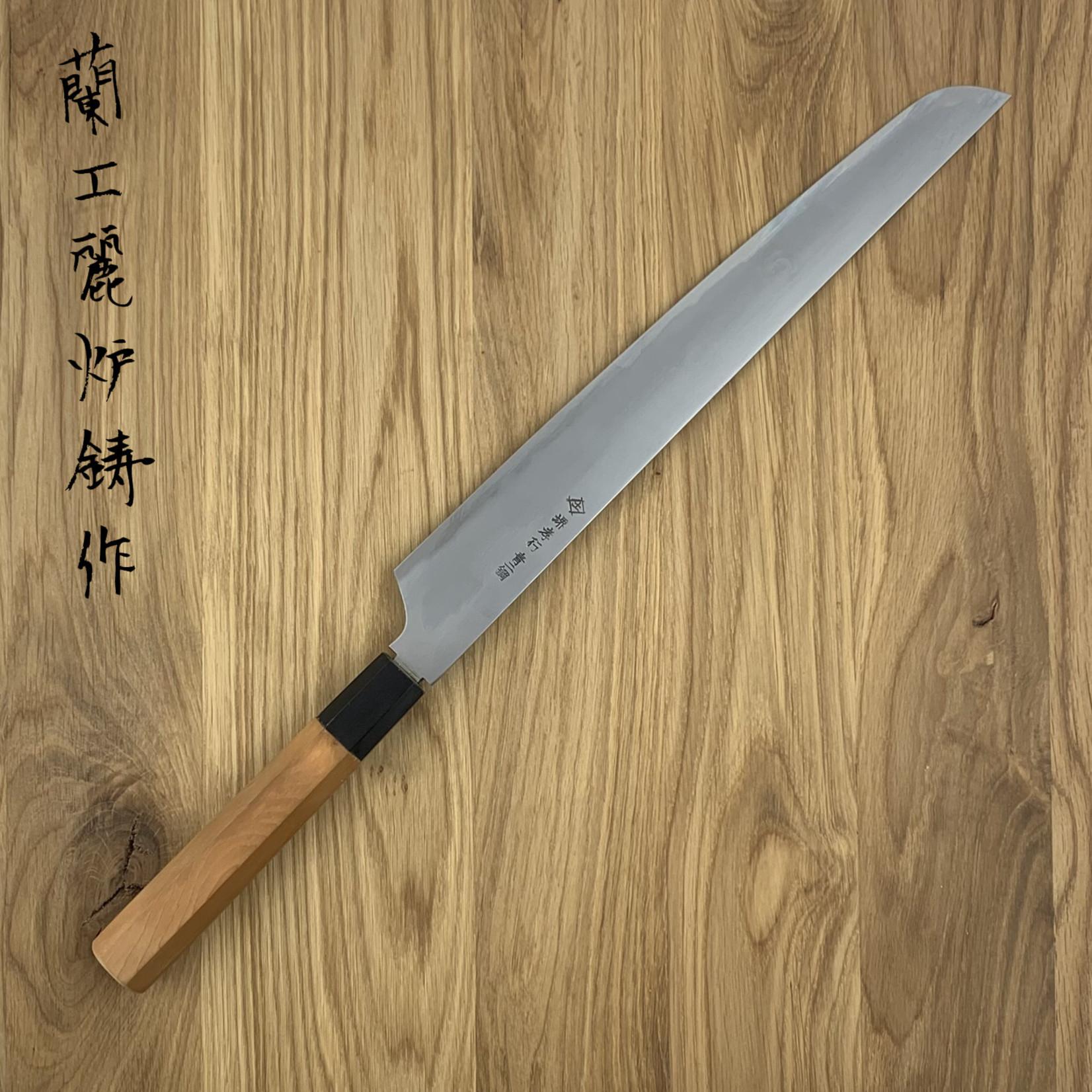 SAKAI TAKAYUKI Homura Blue #2 sakimaru 300 mm 02259