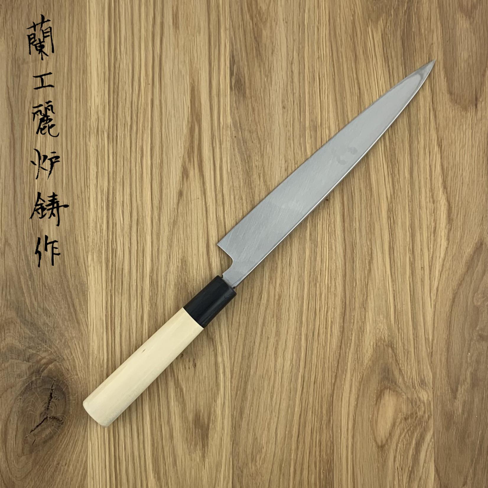 SAKAI TAKAYUKI Yanagiba 240 mm Inox 04303